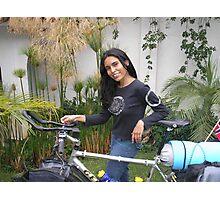 My bike  Photographic Print