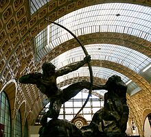 Musee D'Orsay by Stormswept
