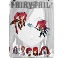 fairy tail erza scarlet iPad Case/Skin