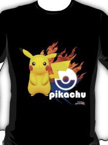 Super Smash Bros - Pikachu T-Shirt
