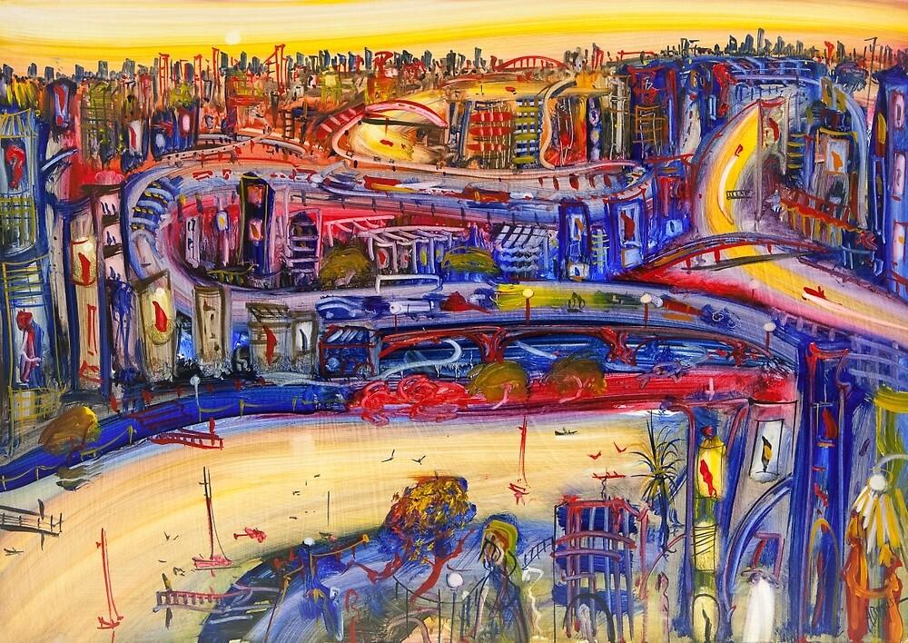 Urban Sway by Adam Bogusz