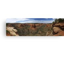 Ute Canyon, Colorado National Monument Canvas Print