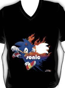 Super Smash Bros - Sonic T-Shirt