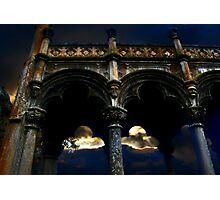 Gothic Photographic Print