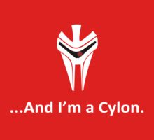 ...And I'm a Cylon Baby Tee