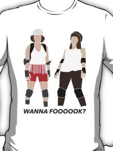 Wanna Fook? T-Shirt