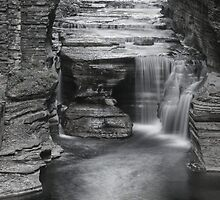 Upper Enfield Glen, Ithaca, NY by mklue