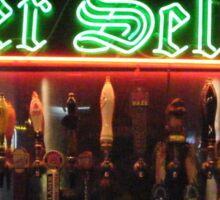 Beer Sellar in Nashville Sticker