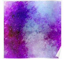 Galaxy love Poster
