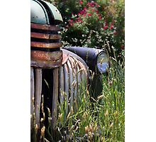 1946 Chevrolet - Rust & Ruins Photographic Print