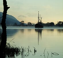 Shrouded in Mist and Water by MistyIsle