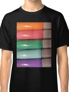Pastel Markers Classic T-Shirt