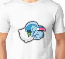 cute sleeping stitch Unisex T-Shirt