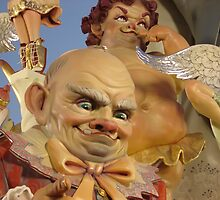 Me grumpy? humbug! by MikeShort