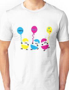Happy Easter eggs Unisex T-Shirt