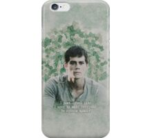 Thomas;  iPhone Case/Skin