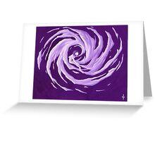 Galaxie spirale Greeting Card