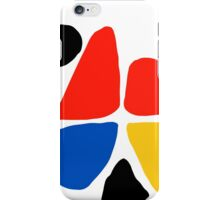 ALEXANDER CALDER (1) iPhone Case/Skin