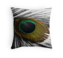 eye! Throw Pillow