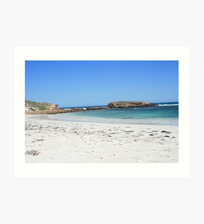 Scott's Bay, Eyre Peninsular. Art Print