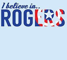 I believe in ROGERS by PopClues
