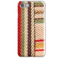 Contemporary Christmas - Soft Furnishings iPhone Case/Skin