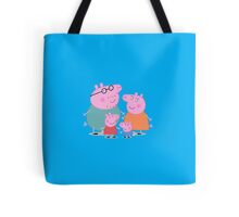 Peppa Pig Family Tote Bag