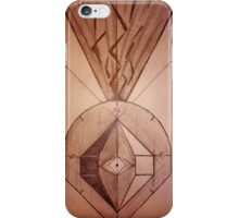 The All Seeing Compass. iPhone Case/Skin