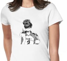 HQ !! - lil king bb Womens Fitted T-Shirt