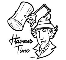 Hammer Time  Photographic Print