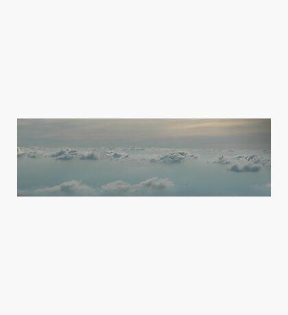cloud layer Photographic Print