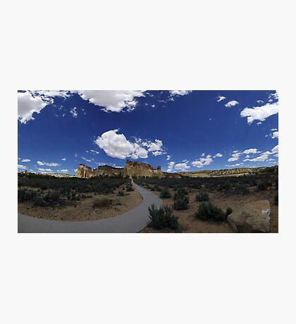 Grosvenor Arch, Utah Photographic Print