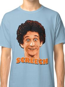 Screech By The Bell Classic T-Shirt