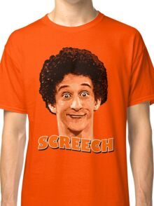Screech By The Bell Classic T-Shirt