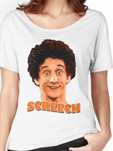 Screech By The Bell Women's Relaxed Fit T-Shirt