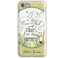 Happiness iPhone Case/Skin