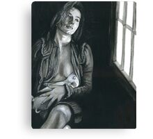 Pele - A Portrait of Tori Amos Canvas Print