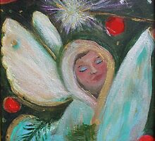 FAIRY CHRISTMAS! by artist4peace
