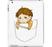 Pocket Eren iPad Case/Skin
