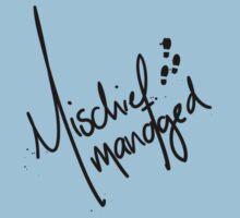 Mischief Managed 3 Baby Tee