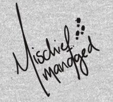 Mischief Managed 3 Kids Clothes