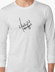 Mischief Managed 3 Long Sleeve T-Shirt