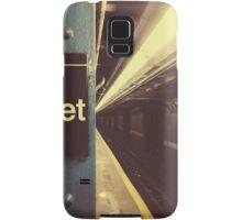 New York City Subway Samsung Galaxy Case/Skin