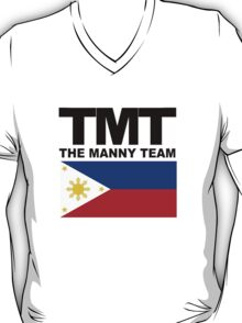 TMT The Manny Team - Pacquiao Fan Shirt T-Shirt
