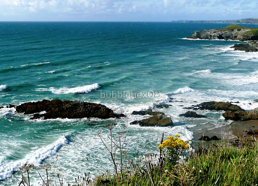 Cornwall (Newquay) by bubblehex08