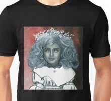 Petit Mal (A Portrait of JonBenet Ramsey) Unisex T-Shirt