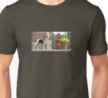Dog gardener Unisex T-Shirt