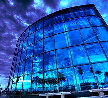 Blue on Blue by sailorsedge