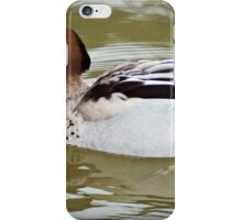 """"""" What's he doing over here?"""" iPhone Case/Skin"""