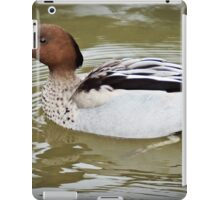 """ What's he doing over here?"" iPad Case/Skin"